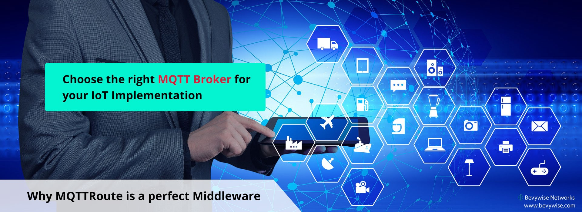 Choosing Best MQTT Broker for your IoT Implementation - Bevywise