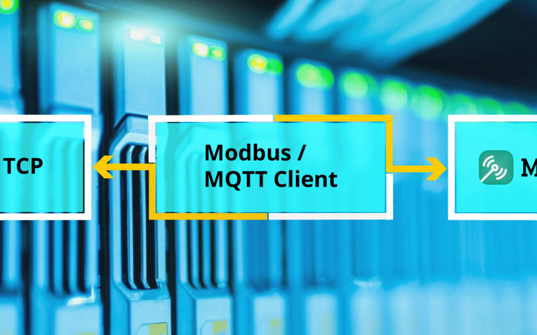 Modbus IoT Data integration with MQTT Broker