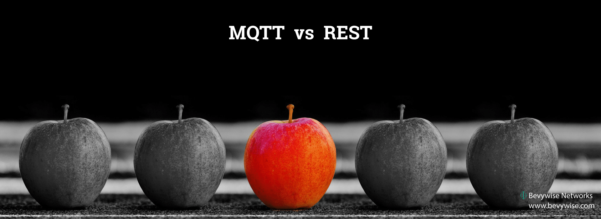 MQTT vs REST - better protocol for IoT Implementation - Bevywise