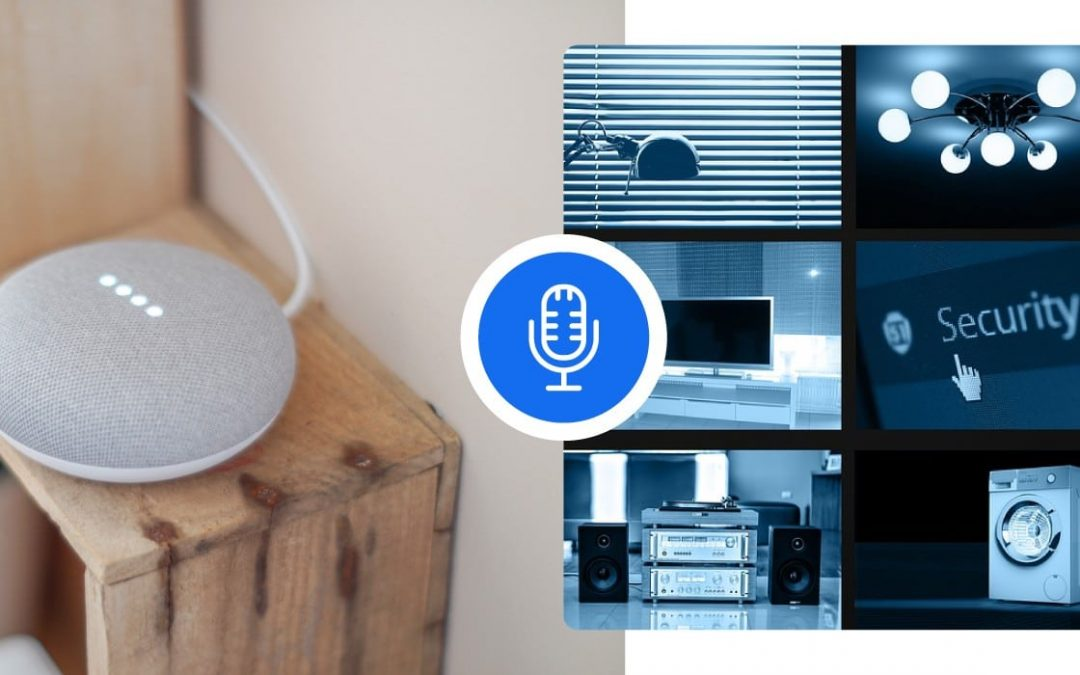 Voice Control Devices using Alexa & Googlehome