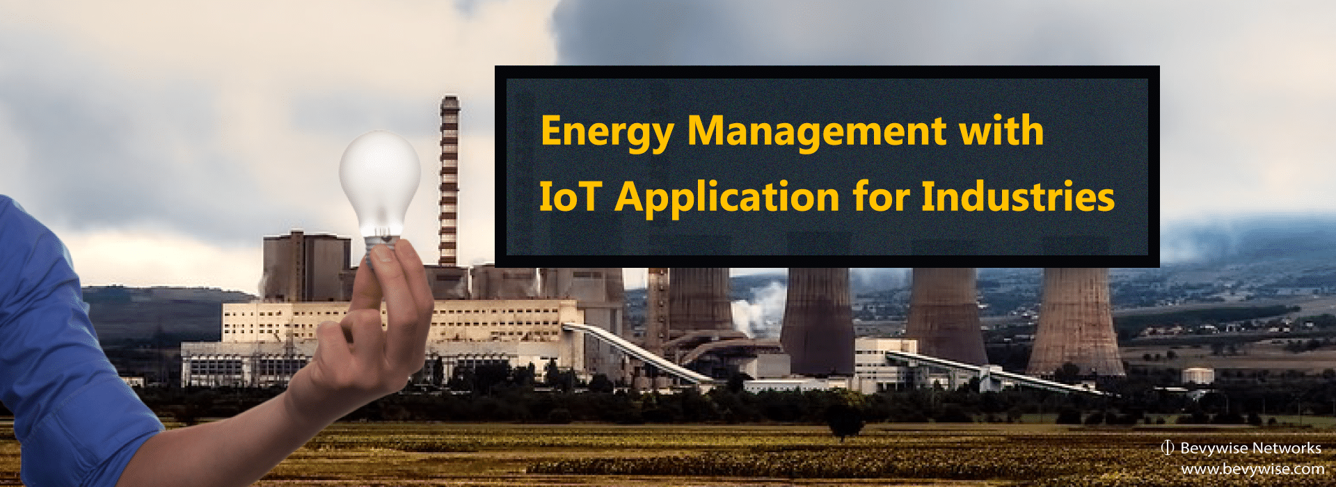 Energy Management with IoT Application for Industries