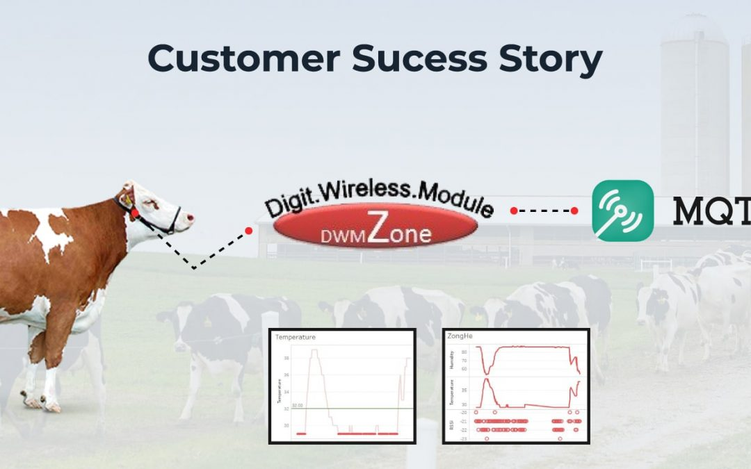 IoT Success Stories – Cattle Management – Dwmzone