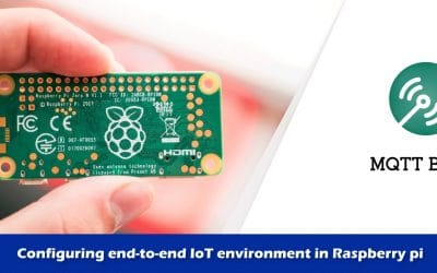 Configuring end-to-end IoT environment on Raspberry Pi